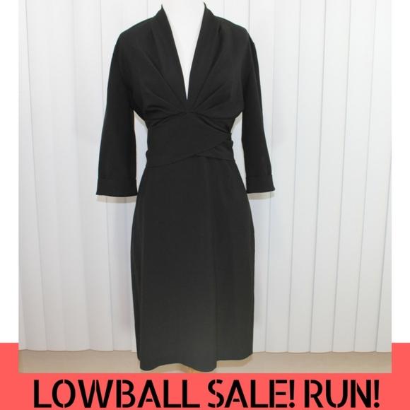 07b016398c Black Halo Dresses   Skirts - LOWBALL SALE! BLACK HALO Black Dress